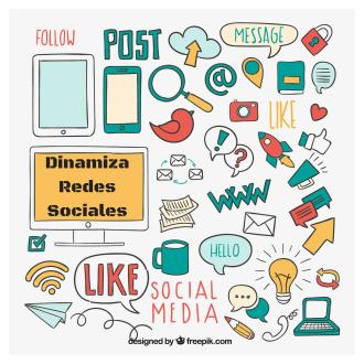 Dinamiza Redes Sociales
